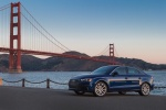 Picture of 2015 Audi A3 2.0T quattro Sedan in Scuba Blue Metallic