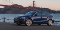 2016 Audi A3 Sedan, Convertible, Sportback e-tron, S3 quattro AWD Review