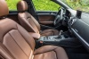 2018 Audi A3 2.0T quattro Sedan Front Seats Picture