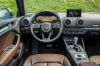 2018 Audi A3 2.0T quattro Sedan Cockpit Picture