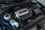 2018 Audi S3 Sedan 2.0-liter 4-cylinder turbocharged Engine