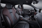 Picture of 2018 Audi RS3 Sedan Front Seats