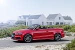 Picture of 2018 Audi A3 2.0T quattro S-Line Convertible in Tango Red Metallic