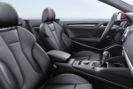 Picture of 2018 Audi A3 2.0T quattro S-Line Convertible Front Seats