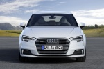 2018 Audi A3 Sportback e-tron in Glacier White Metallic - Static Frontal View