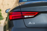 2018 Audi A3 2.0T quattro Sedan Tail Light