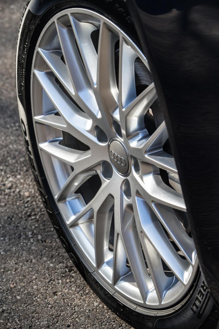 2018 Audi A6 2.0T quattro Sedan Rim Picture