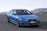 2018 Audi A6 3.0T S-Line quattro Sedan in Blue - Static Front Right View