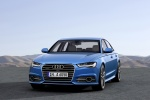 2018 Audi A6 3.0T S-Line quattro Sedan in Blue - Static Front Left View