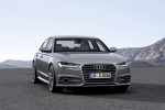 2018 Audi A6 3.0T S-Line Sedan in Nardo Gray - Static Front Right View