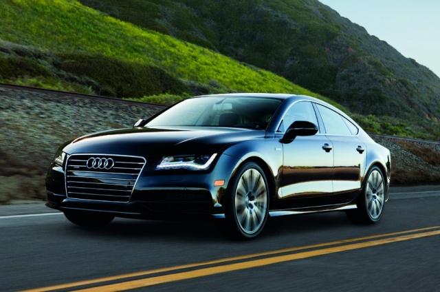 2013 Audi  A7 Picture