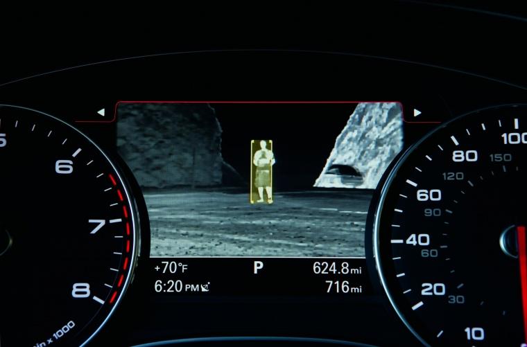 2015 Audi A7 Sportback 3.0T Premium Gauges Picture