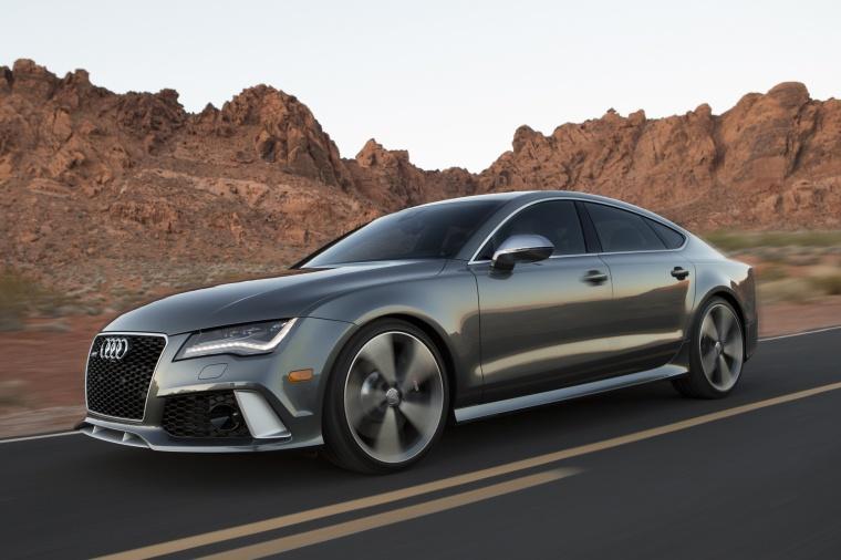 2015 Audi Rs7 Sportback 40t Prestige In Daytona Gray Pearl Effect