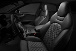 Picture of 2015 Audi S7 Sportback 4.0T Prestige Front Seats