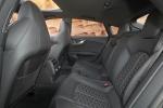 Picture of 2015 Audi RS7 Sportback 4.0T Prestige Rear Seats in Black