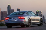 2016 Audi A7 Sportback in Florett Silver - Status Rear Right View