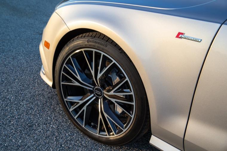2017 Audi A7 Sportback Rim Picture