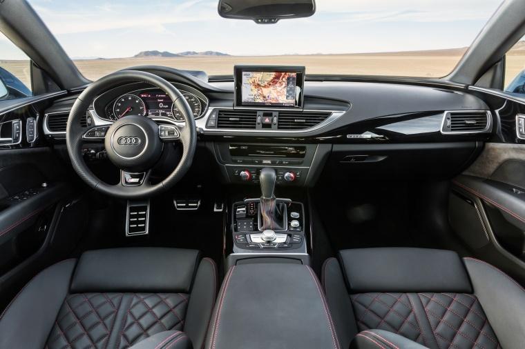 2017 Audi A7 Sportback Cockpit Picture