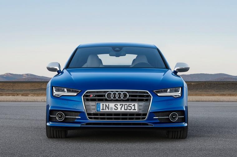 2017 Audi S7 Sportback Picture