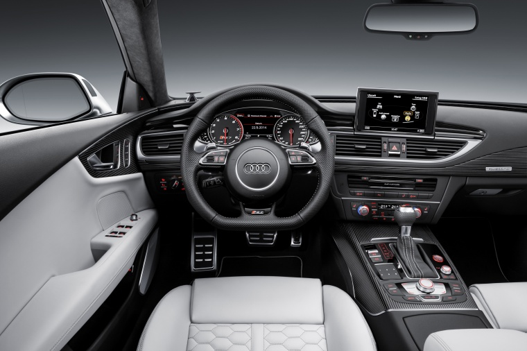 2017 Audi RS7 Sportback Cockpit Picture