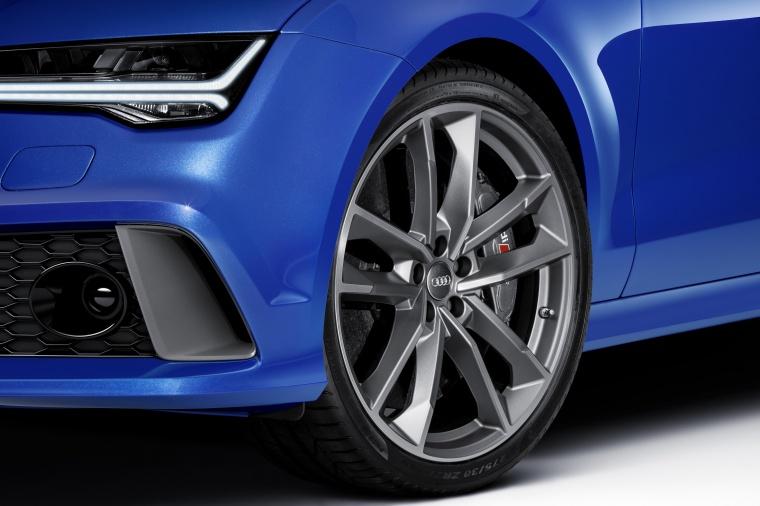 2017 Audi RS7 Sportback Rim Picture