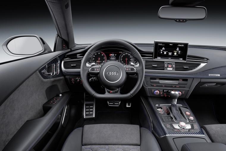 2017 Audi RS7 Sportback Cockpit Picture