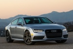 2017 Audi A7 Sportback in Florett Silver - Status Front Right View