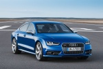 2017 Audi S7 Sportback in Sepang Blue Pearl Effect - Status Front Right View