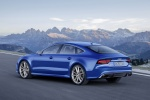 Picture of 2017 Audi RS7 Sportback in Sepang Blue Pearl Effect