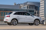 2015 Audi Q3 2.0T in Cortina White - Static Right Side View