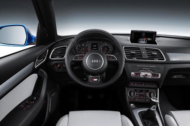2016 Audi  Q3 Picture