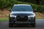 2016 Audi Q3 2.0T quattro in Brilliant Black - Static Frontal View
