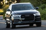 2016 Audi Q3 2.0T quattro in Brilliant Black - Driving Front Right View