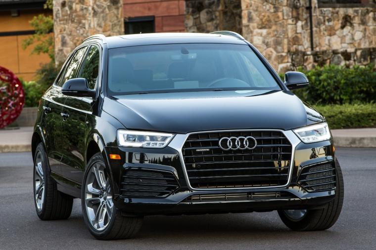 2017 Audi Q3 2.0T quattro Picture