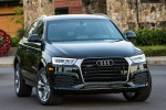 2017 Audi Q3 2.0T quattro in Brilliant Black - Static Front Right View