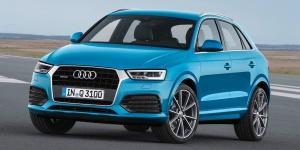 Research the 2017 Audi Q3