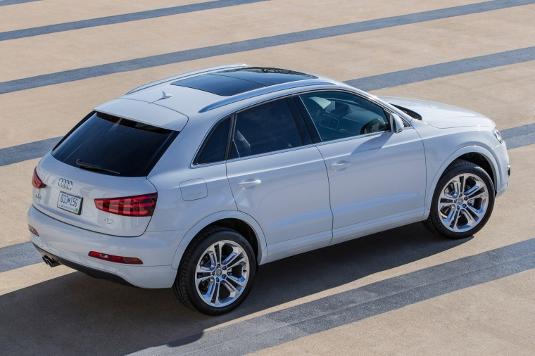 2018 Audi Q3 2.0T quattro Picture