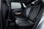 Picture of a 2020 Audi Q3 45 quattro's Rear Seats