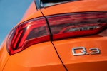 Picture of a 2020 Audi Q3 45 quattro's Tail Light