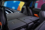 Picture of 2020 Audi Q3 45 quattro Rear Seats Folded