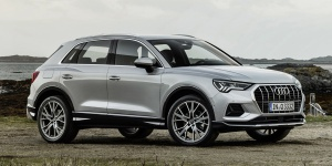 2020 Audi Q3 Pictures