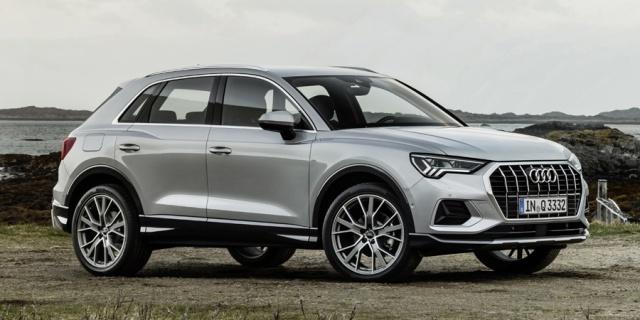 Research the 2020 Audi Q3
