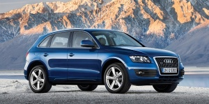 2010 Audi Q5 Reviews / Specs / Pictures / Prices