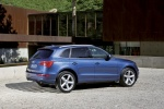 Picture of 2011 Audi Q5 3.2 Quattro in Deep Sea Blue Pearl Effect