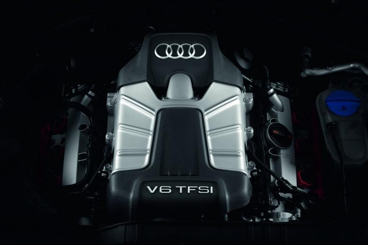 2016 Audi Q5 2.0 TFSI Quattro 3.0-liter supercharged V6 Engine Picture