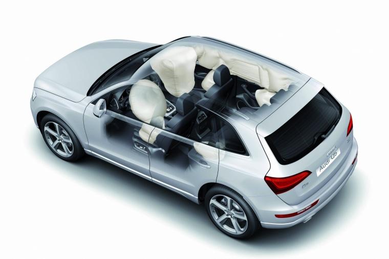 2016 Audi Q5 2.0 TFSI Quattro Safety Equipment Picture