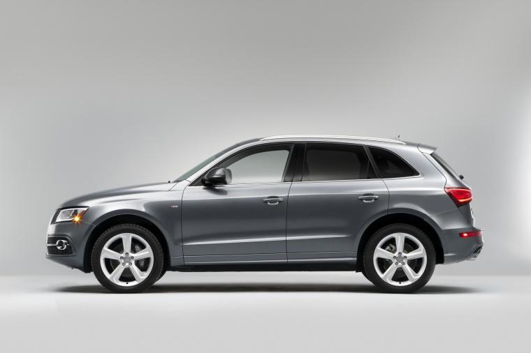 2016 Audi Q5 3.0T Quattro S-Line Picture