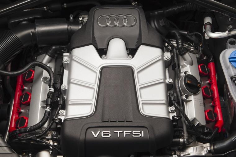 2016 Audi Q5 3.0T Quattro S-Line 3.0L supercharged V6 Engine Picture
