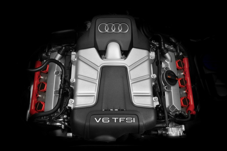 2016 Audi SQ5 Quattro 3.0-liter supercharged V6 Engine Picture