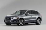 2016 Audi Q5 3.0T Quattro S-Line in Monsoon Gray Metallic - Static Front Left Three-quarter View
